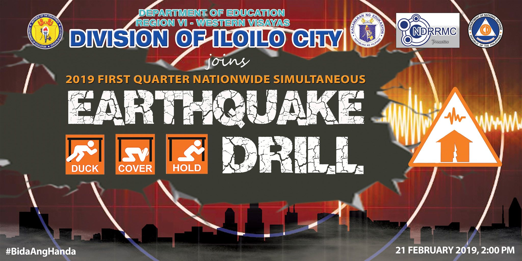 National Simultaneous Earthquake Drill
